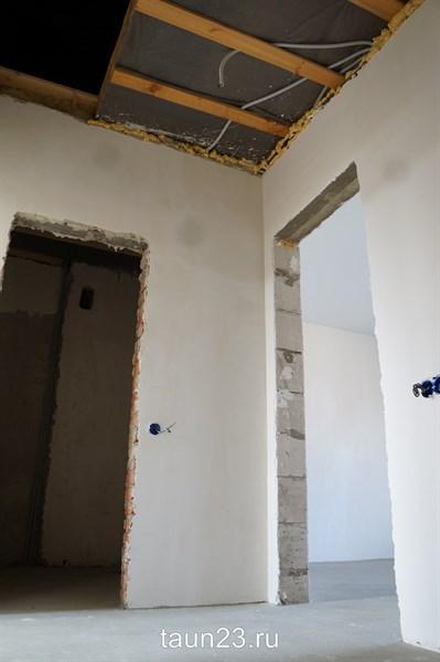 Санузел таунхаус 2 этаж