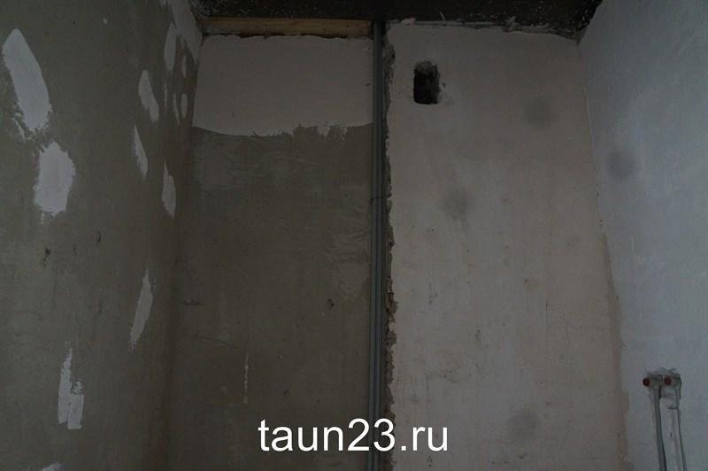 ванная 2 этаж таунхаус