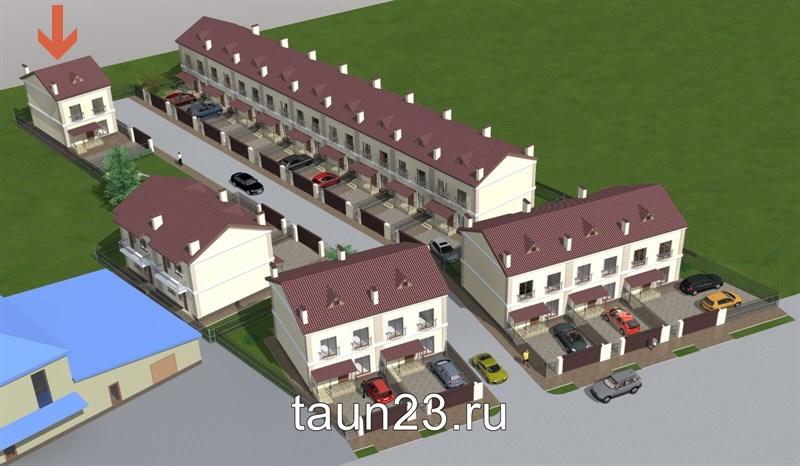 Дом Новая Адыгея